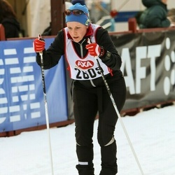 Skiing 45 km - Meta Bäck (2609)