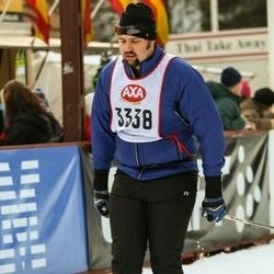 Skiing 45 km - Fredrik Thyberg (3338)