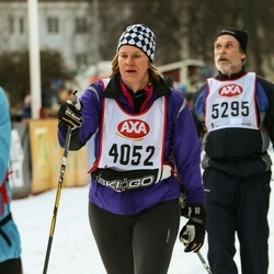 Skiing 45 km - Karin Lindberg (4052)