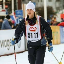 Skiing 45 km - Maria Andersson (5111)