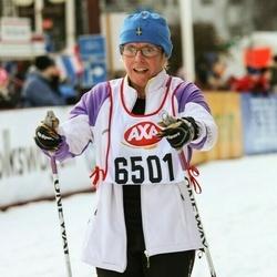 Skiing 45 km - Lena Eklund (6501)