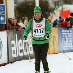 Skiing 45 km - Henny Alsén (4117)