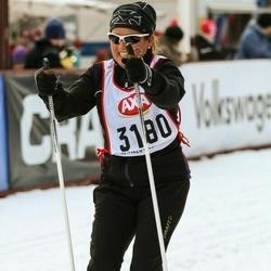 Skiing 45 km - Maria Tyrgren (3180)