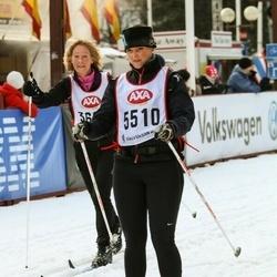 Skiing 45 km - Ylva Brorsson (5510)