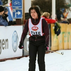 Skiing 45 km - Camilla Thorén (7336)