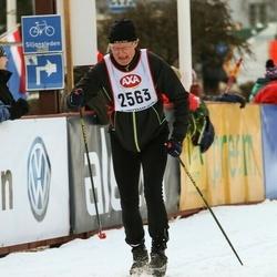 Skiing 45 km - Lars Ole Grevang (2563)