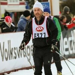 Skiing 45 km - Jan Söderlund (6377)