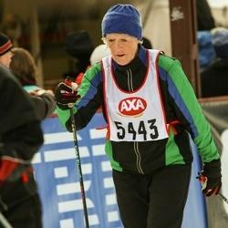 Skiing 45 km - Sigrun Svartedal (5443)
