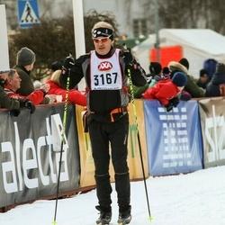 Skiing 45 km - Curt Molin (3167)