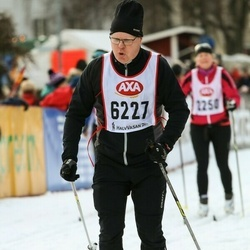 Skiing 45 km - Johannes Anderman (6227)