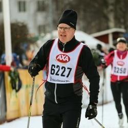 Skiing 45 km - Johannes Anderman (6227)