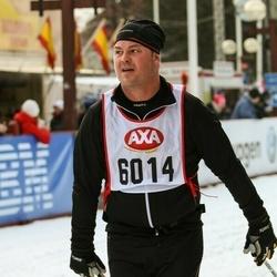 Skiing 45 km - Jesper Christopherson (6014)