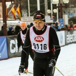 Skiing 45 km - Mikael Telerud (9116)