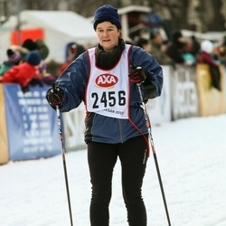 Skiing 45 km - Monica Johansson (2456)