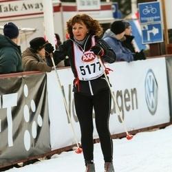 Skiing 45 km - Lena Segerström (5177)