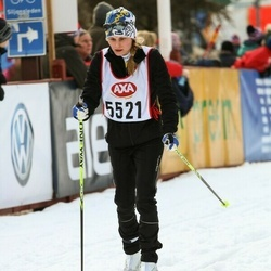 Skiing 45 km - Karolina Persson (5521)