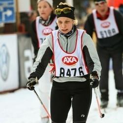 Skiing 45 km - Lisa Söderström (8476)