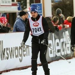 Skiing 45 km - Jonas Henriksson (7041)