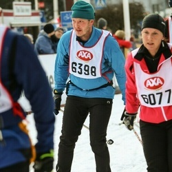 Skiing 45 km - Peter Gyllenhammar (6398)