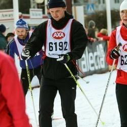 Skiing 45 km - Alex Fagerlund (6192)