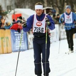 Skiing 45 km - Bengt Bergsten (7556)