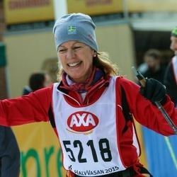 Skiing 45 km - Lotta Johansson (5218)