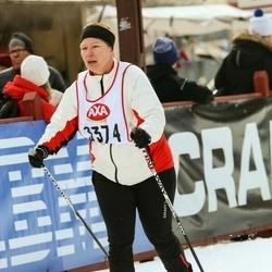 Skiing 45 km - Sara Possnert Grip (3374)