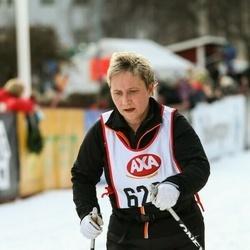 Skiing 45 km - Maria Eriksson (6201)