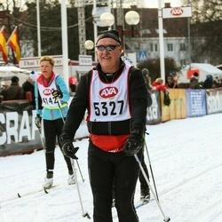 Skiing 45 km - Göran Carlsson (5327)