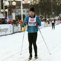 Skiing 45 km - Marcus Johansson (8235)