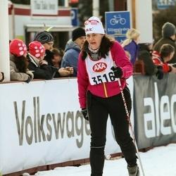 Skiing 45 km - Åsa Nilsson (3516)