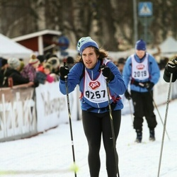 Skiing 45 km - Katarina Hjertström (5257)