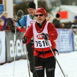 Skiing 45 km - Karl-Olof Aronsson (7518)