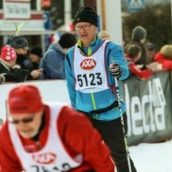 Skiing 45 km - Ulf Eriksson (5123)