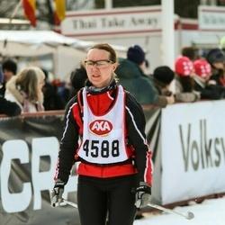Skiing 45 km - Sabina Plomin (4588)