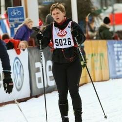 Skiing 45 km - Emma Terner (5026)