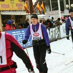 Skiing 45 km - Helena Thunblad (5186)
