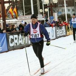 Skiing 45 km - Mats Viberg (5187)