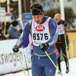 Skiing 45 km - Torbjörn Eriksson (8376)
