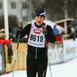 Skiing 45 km - Jonatan Emilsson (8619)