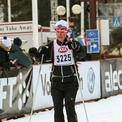 Skiing 45 km - Olle Wihlborg (3225)