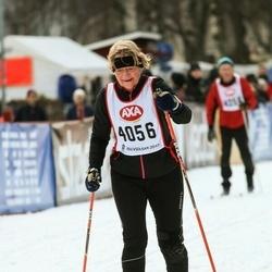 Skiing 45 km - Margaretha Egstam (4056)