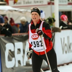 Skiing 45 km - Erika Dahlqvist (4382)
