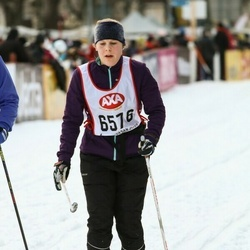 Skiing 45 km - Kennerth Midholt (5576)