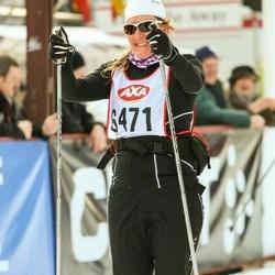 Skiing 45 km - Eva Gynt (6471)