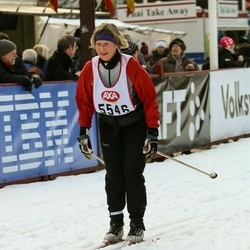 Skiing 45 km - Kerstin Persson (5546)