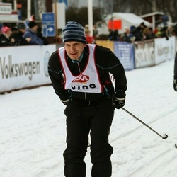 Skiing 45 km - Tommy Wettermark (6129)