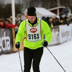 Skiing 45 km - Sebastian Johansson (9163)
