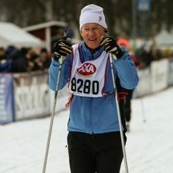 Skiing 45 km - Rune Brännström (8280)