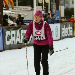 Skiing 45 km - Ulrika Reuterwall (8331)